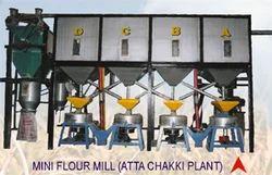 Mini Flour Mill(Atta Chakki Plant)