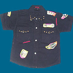 Children Cargo Shirts