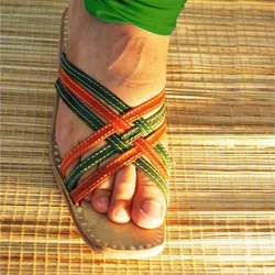 2 Strapped Ethnic Slipper