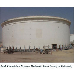 Tank Foundation Repairs