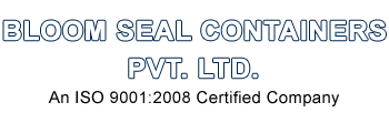 Bloom Seal Containers Pvt Ltd.