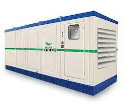 Silent Generator Set 600 KVA