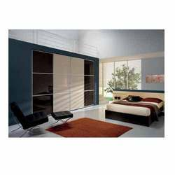 High Gloss Touch Wardrobes