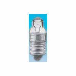 Flash Lamp Bulb Lens End