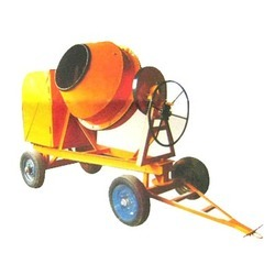 mixture machine rental service