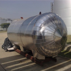12MT Liquid CO2 Mobile Tank
