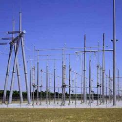 Substation Metal Structures