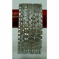 Aluminum Metal Bangles