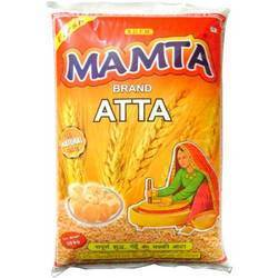 Two Colour Wheat Atta Packing Bags