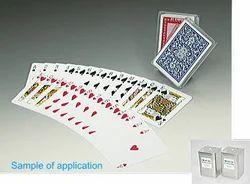 Playing Card Varnish