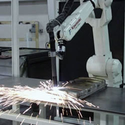 Robotic Plasma Cutting Machine - ARC 110