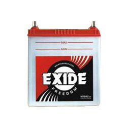 Exide Automotive Battery