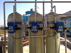 zinc and manganese removal filter