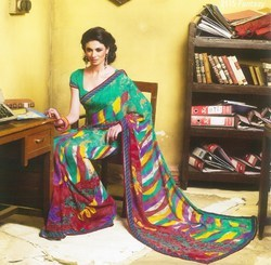 Ladies Wear Sarees
