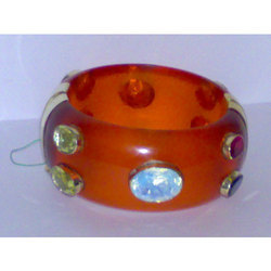 Fashion  Stone Bangle