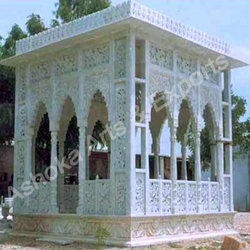 Marble Carved Gazebo