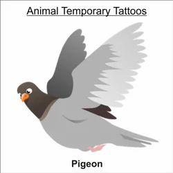 Pigeon Tattoo
