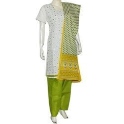 Beautiful Green Salwar Kurta