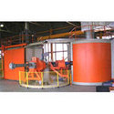 Plastic Roto Moulding Machines