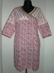Ladies Ethnic Kurtis
