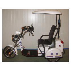 three wheel electric bicycle