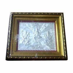 Shubh Laabh Silver Frames