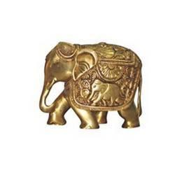 Bronze Decorative Item Elephant Statue