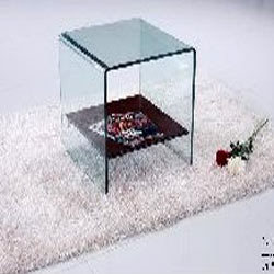 Transparent Table