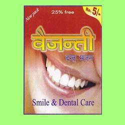 Vaijanti Herbal Tooth Powder