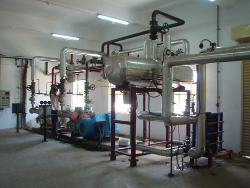 Ammonia Refrigeration Plants
