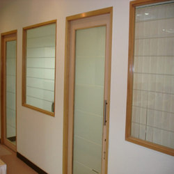 readymade wall partitions screen gypsum partition wall partitions laminated service provider from chennai