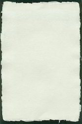 Deckle Edged Drawing Papers