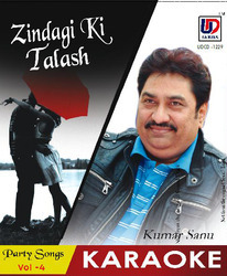Kumar Sanu-Party Songs-Karaoke-Vol-4