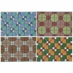 Stone Unglazed Mosaic Tiles ( Matte Finish)
