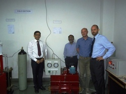 Electro Power Systems Italy Visted Paskals Fluid Systems, India