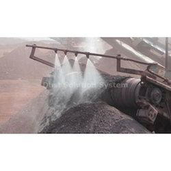 High Pressure Mist Spray Fogging System