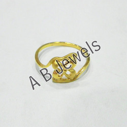 Fancy Gold Rings