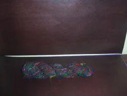 Sari Silk Yarn In Plain Colors Suitable