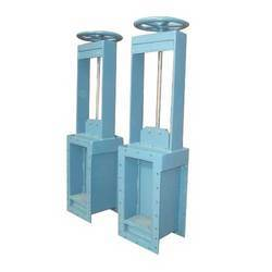 Manual Slide Gate Valve