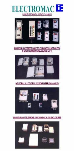FRP Electrical WP Enclosures FLP