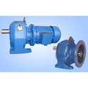 Inline Helical Geared Motor Series - A