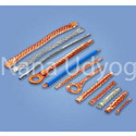 Resistance Welded Copper Braids