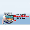 oil gas steam boilers