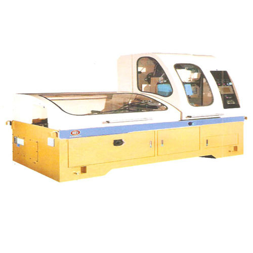 Fully Automatic Pipe Cutting Circular Saw Machine