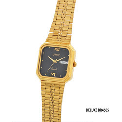 Men's Square Dial Watch