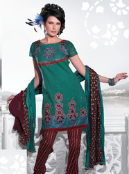 Indian Fabric Ladies Salwar