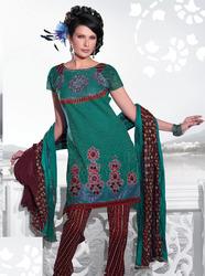 Indian Fabric Ladies Salwar