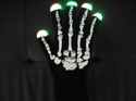 Night Skeleton Flash Gloves