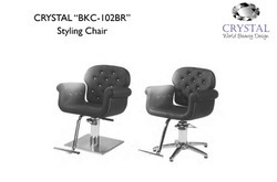 Crystal Styling Chair