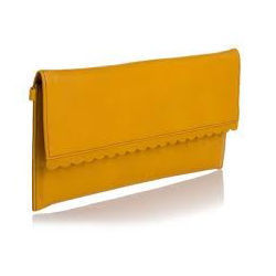 Leather Clutch Pouch